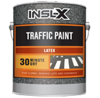 Latex Traffic Paint - Yellow