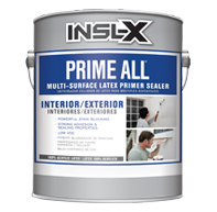 Prime All® Multi-Surface Latex Primer Sealer