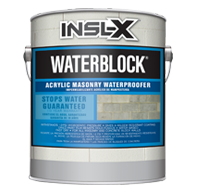 WaterBlock® Acrylic Masonry Waterproofer