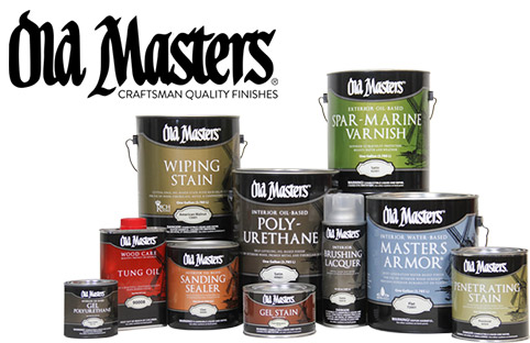Old Masters Craftsman Quality Finishes