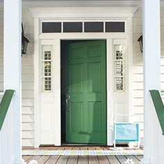 Paint Pairing for Front Entrance