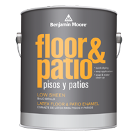 Floor & Patio Low Sheen Enamel