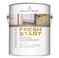 Fresh Start Interior Primer Enamel Underbody