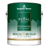 Regal Select Exterior High Build Flat