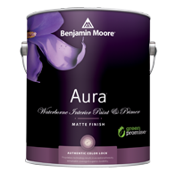 Aura Interior Paint Matte