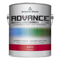 ADVANCE Interior Paint - Satin