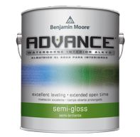 ADVANCE Interior Paint - Semi Gloss