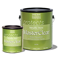 Modern Masters MasterClear Protective Clear Topcoats