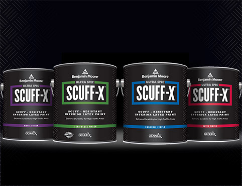 Ultra Spec SCUFF-X - Scuff Resistant formula for High Traffic Areas