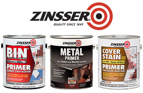 Zinsser Primer-Sealers